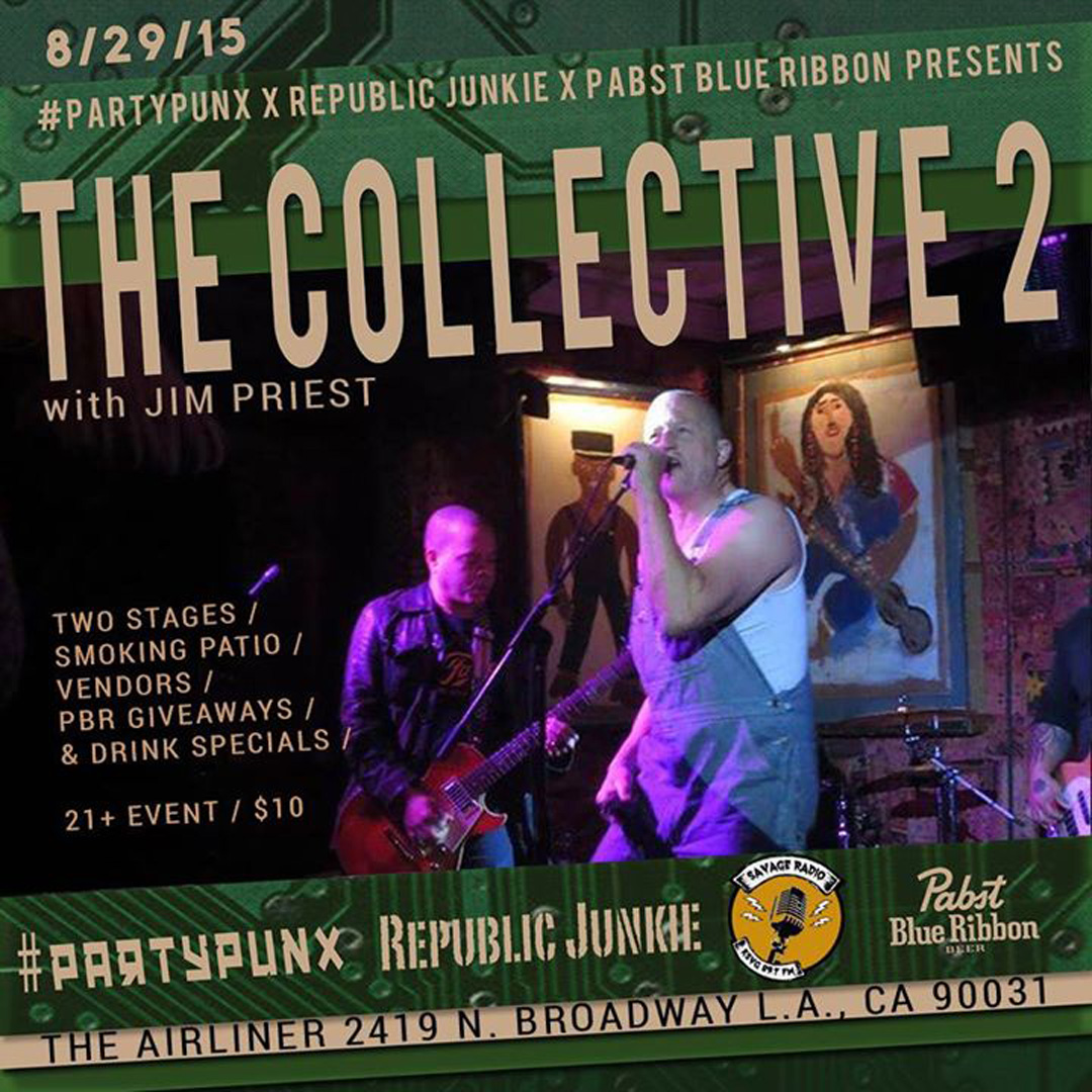 Jim Priest - The Collective 2 at the Airliner